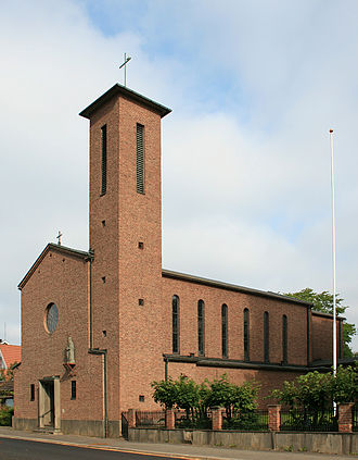 Thorfinn of Hamar - St. Torfinn Catholic Church in Hamar