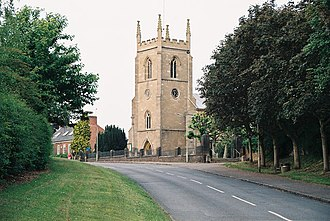 Kibworth - St Wilfrid's Church, Kibworth Harcourt