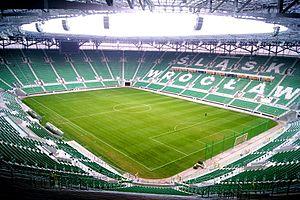Stadion Wroclaw 2011-11-18