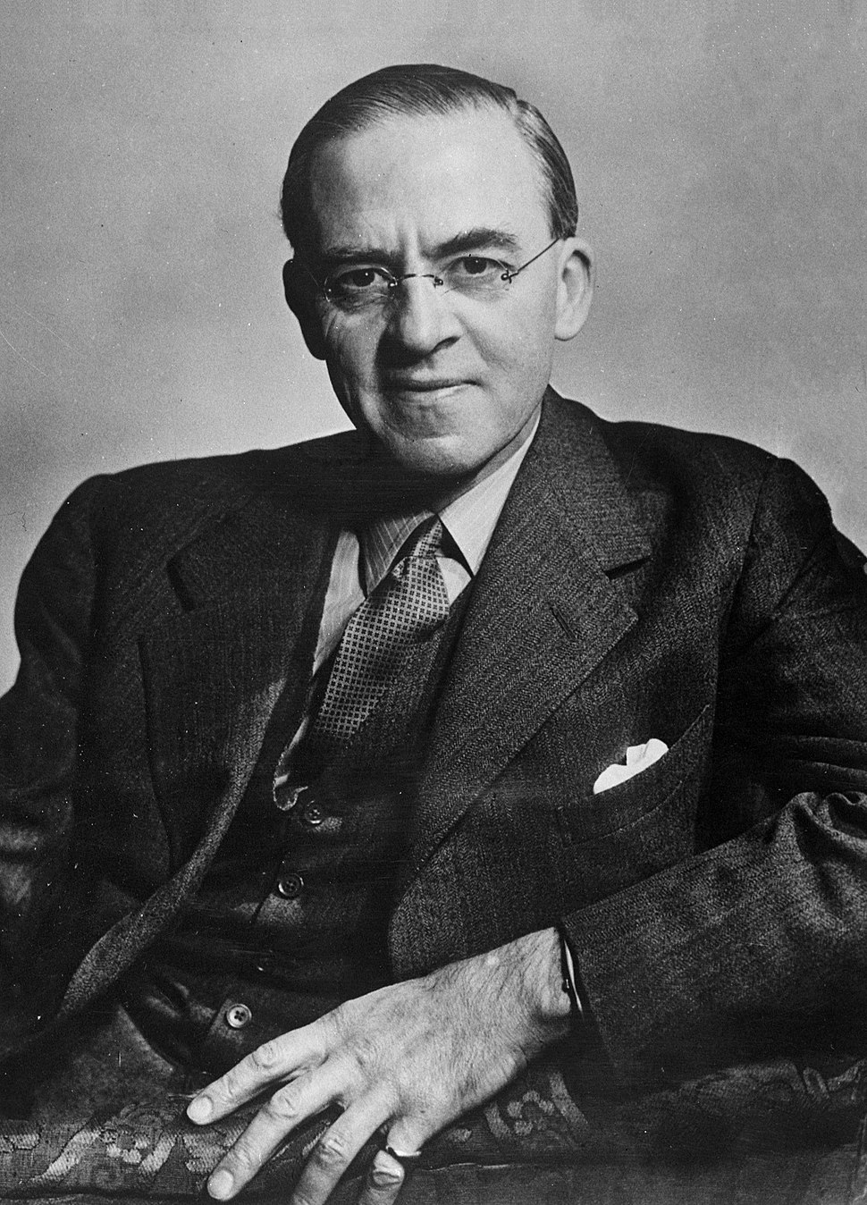 Stafford Cripps 1947