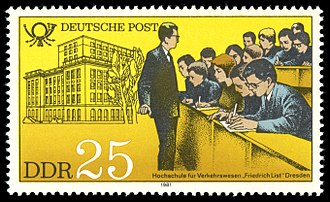 Deutsche Post of the GDR - Image: Stamps of Germany (DDR) 1981, Mi Nr 2587