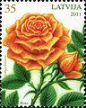 Stamps of Latvia, 2011-04.jpg