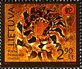 Stamps of Lithuania, 2013-05.jpg