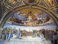 Stanza della segnatura, dispota del sacramento 01.JPG