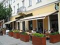 Starbucks Coffee shop 2009 Nowy Swiat in Warsaw.JPG