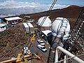 Starr-151106-0427-Dubautia menziesii-view Pan starrS from DKIST telescope-Science City-Maui (26257935496).jpg