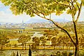 "State Library of Victoria - Joy of Museums - ""Melbourne from the Botanical Gardens"" 2.jpg"