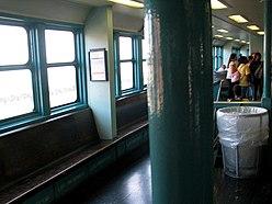 "The Staten Island Ferry's MV ""John F. Kennedy"""