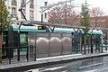 Station Tramway Ligne 3b Porte Asnières Marguerite Long Paris 14.jpg