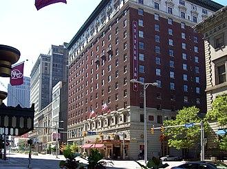 Statler Hotels - Image: Statler Arms Cleveland, OH