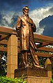 Statue of Abraham Lincoln, Parkview Square, Singapore - 20070306.jpg