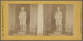 Statue of John Hancock, Lexington, from Robert N. Dennis collection of stereoscopic views.png