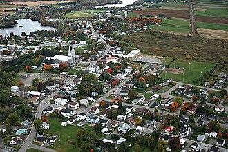 Sainte-Thècle, Quebec - Image: Ste thecle