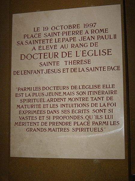File:SteThérèseDocteur.JPG