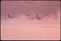 Steam Escaping from a Chemical Plant Obscures the Shoreline 11-1972 (3703570621).jpg