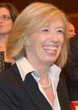 Stefania Giannini - Image: Stefania Giannini