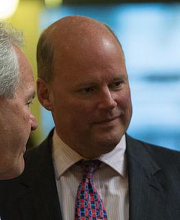 Stephen Hester British banker