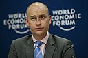 Stephen Kinnock - World Economic Forum on Europe and Central Asia 2011.jpg