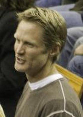 Steve Kerr - Kerr in 2008
