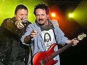 Bobby Kimball and Steve Lukather