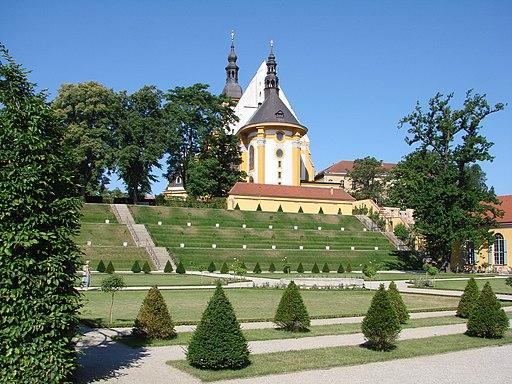 Stift Kloster Neuzelle Klosteranlage - panoramio - Gottfried Hoffmann -… (4)