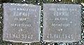 Stolperstein-Rommnis-Großer Griechenmarkt 86-Koeln-cc-by-denis-apel.jpg