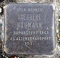 Stolperstein Alte Jakobstr 169 (Kreuzb) Siegbert Röhmann.jpg