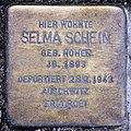 Stolperstein Duisburger Str 1 (Wilmd) Selma Schein.jpg