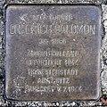 Stolperstein Hölderlinstr 11 (Weste) Erich Salomon.jpg