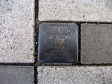 liste der stolpersteine in bonn wikipedia. Black Bedroom Furniture Sets. Home Design Ideas