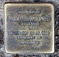 Stolperstein Stromstr 52 (Moabi) Paula Rothschild.jpg