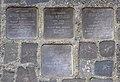 Stolpersteine Krefeld, Verlegestelle (Bogenstraße 73).jpg