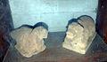 Stone Carving Works – Peacock & Bull.JPG