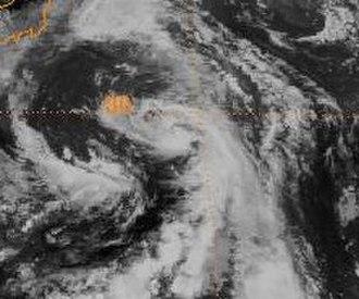 1998 Pacific typhoon season - Image: Storm Three 1998 W Pac