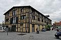 Stralsund, Am Fischmarkt 13, Kronlastadie (2012-09-15), by Klugschnacker in Wikipedia.jpg