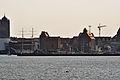 Stralsund von Altefähr aus (2012-09-02), by Klugschnacker in Wikipedia (51).JPG