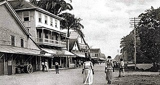 East Berbice-Corentyne Region of Guyana