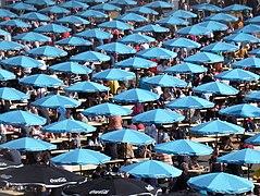 Stratford- Olympic parasols (geograph 3067345).jpg