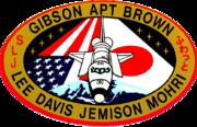 Missionsemblem STS-47