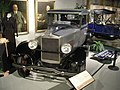 Studebaker National Museum May 2014 032 (1927 Erskine).jpg