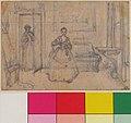 "Study for an Engraving of ""Songs in the Opera of Flora"" MET 44.54.9.jpg"