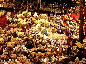 Christmas Markt in Stuttgart 2004