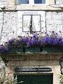 Sundial on the Victoria Inn, Kirkby Malham - geograph.org.uk - 969741.jpg