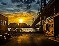 Sunset Over Williamsburg Bridge (43490880).jpeg