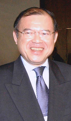 Director-General of the World Trade Organization - Image: Supachai Panitchpakdi