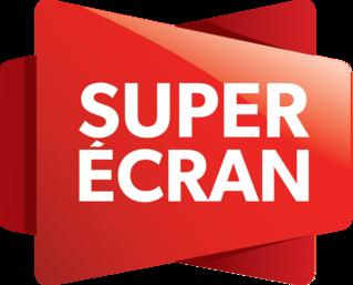 Super Écran Canadian French-language premium TV network