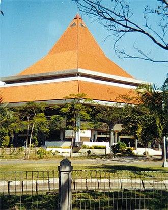 Sepuluh Nopember Institute of Technology - Image: Surabaya its universiteit