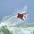 Surfer, Huntington Beach, California (26202278417).jpg