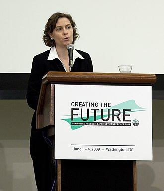 Computers, Freedom and Privacy Conference - Susan P. Crawford speaking at CFP 2009.
