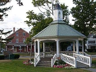 Sutton, Massachusetts - Sutton Town Common